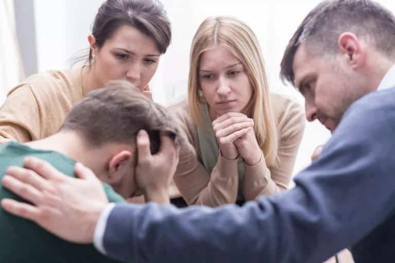 помощь родственникам наркомана, алкоголика, игромана