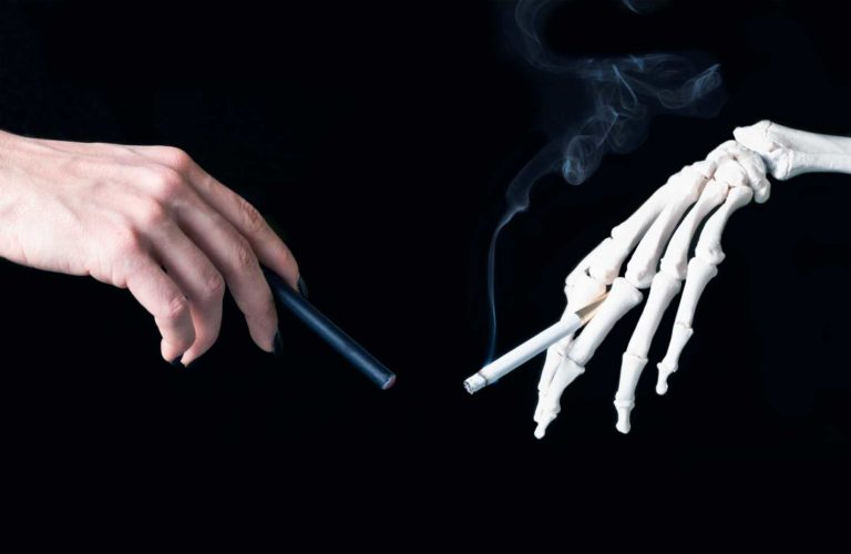 курение как формируется привычка избавление